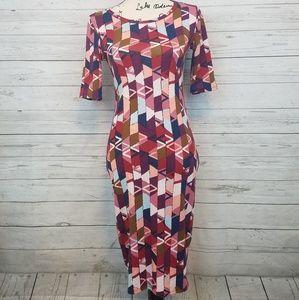LulaRoe Geo Julia Dress